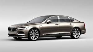 big volvo 2017 volvo v90 station wagon review with price horsepower and