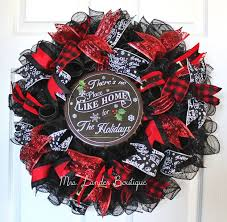 White Christmas Door Decorations by 194 Best Wreath Images On Pinterest Deco Mesh Wreaths Anchor