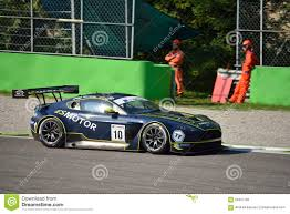 aston martin gt3 gt open aston martin vantage gt3 at monza editorial image image