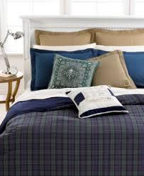lauren ralph lauren blackwatch king comforter comforters down