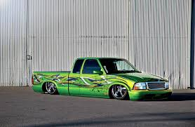 nissan pickup 1997 custom 1997 gmc sonoma custom tuning lowrider pickup wallpaper