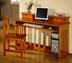 discovery world furniture honey desk with hutch kfs stores