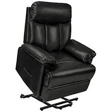 windsor electric rise recliner leather armchair sofa home lounge