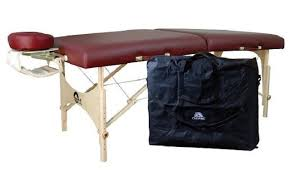 oakworks proluxe massage table oakworks one massage table package free shipping