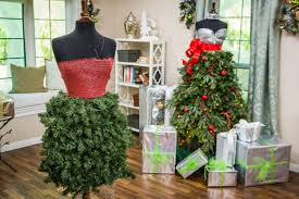 Homemade Christmas Tree by How To Diy Christmas Ornament Dress Home U0026 Family Hallmark