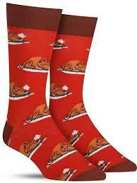 thanksgiving socks turkey time thanksgiving socks for men