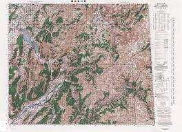 Annecy France Map by