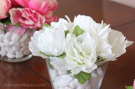 Dollar Store Vase Centerpiece Dollar Store Flower Vase Centerpieces How To Nest For Less