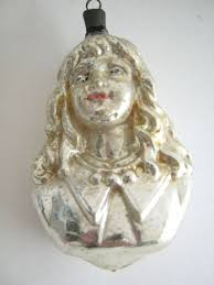 1068 best antique glass ornaments images on