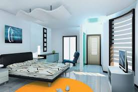 Modern Interior Design Bedroom From India Mumbai Interior