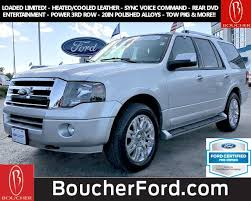 ford certified pre owned certified pre owned 2014 ford expedition limited suv in the