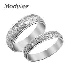 aliexpress buy modyle new fashion wedding rings for online shop modyle fashion jewelry 316l stainless steel silver