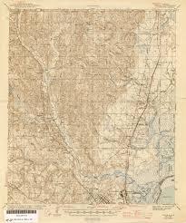 Map Alabama Alabama Topographic Maps Perry Castañeda Map Collection Ut