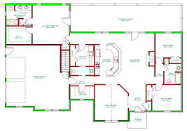 Home Floor Plans 1500 Square Feet 1500 Sq Ft Ranch Plans Homes Zone