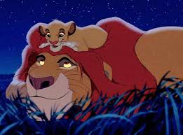 Mufasa The Lion King From Best Animated Dads E News Mufasa King