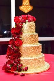square scroll navy blue wedding cake blondie u0027s wedding cakes