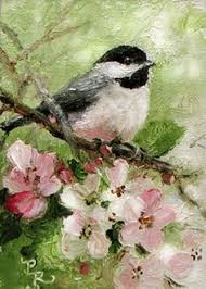 watercolor tutorial chickadee 45 beautiful exles of acrylic painting acrylics paintings and bird