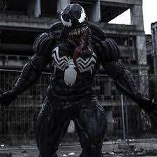 Carnage Halloween Costume Venom Carnage Monster Muscle Suit Costume Mask Hulk Halloween