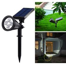 best outdoor solar spot lights best outdoor solar lights intended for inspire housestclair com