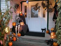 Halloween Party Decoration Ideas Cheap by Top 16 Beauty Halloween Front Porch Decor Designs U2013 Cheap U0026 Easy