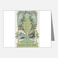 happy new year note cards wishing you ful new year thank you cards wishing you