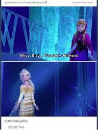 Elsa Meme - guard genie no1twerkslike gaston source frozen much whoa elsa you