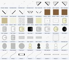 symbol for door on floor plan architectural symbols best of architectural drawing symbol floor