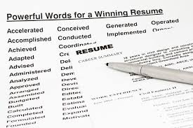 Qualities In Resume Resume Keywords And Tips For Using Them