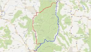 idaho montana bike tour by the days and miles