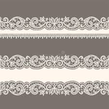 lace ribbon lace ribbon stock vector illustration of product horizontal