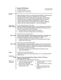 us resume sample free sample resume format resume sample for job