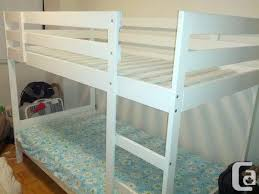 Ikea MYDAL Bunk Bed DonMillsEglinton For Sale In Toronto - Ikea mydal bunk bed