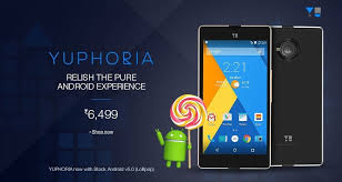 android stock price yu now shipping yuphoria with stock android not cyanogen lowers price