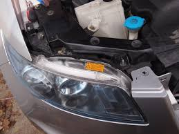 headlight bumper removal infiniti scene qx q forums