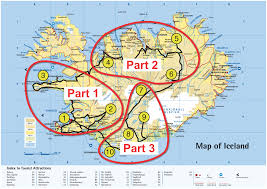Iceland Map Location How To Explore Iceland Through The Eyes Of A Geologist Part 1 U2013 A