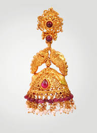 kempu earrings kempu and gold earrings
