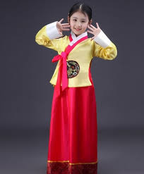 korean children korea dress traditional dress