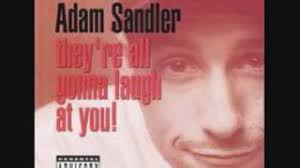 adam sandler the thanksgiving song chords