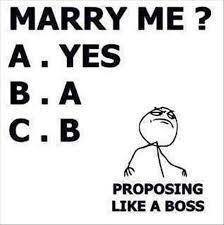 Wedding Proposal Meme - marriage proposal quotes sayings marriage proposal picture quotes