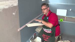 how to tile a bathroom diy at bunnings youtube