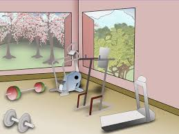 home decorations images how to decorate your home gym 6 steps with pictures wikihow