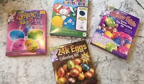 easter egg kits skc test drive 4 easter egg decorating kits see which ones worked