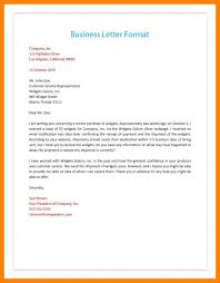 how to format a business letter choice image examples writing letter