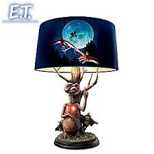 E T Phone Home Sculptural Table Lamp