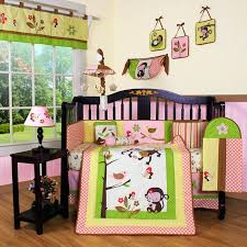 Crib Bedding Jungle Geenny Monkey Jungle 13 Crib Bedding Set Free Shipping