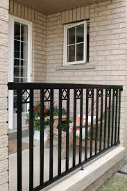 decorative outdoor railings home design great cool with decorative