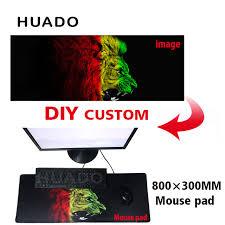 tapis de bureau personnalis gaming mouse pad personnalisé en caoutchouc tapis de souris tapis de