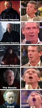 Star Wars Emperor Meme - 14 more star wars prequel memes that ll turn you to the dark side
