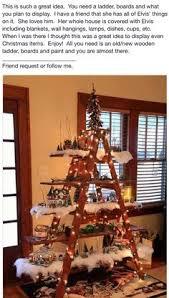 2014 christmas home tour wooden christmas trees bricks and