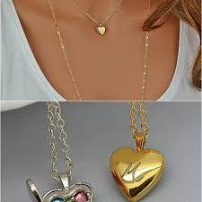personalized heart locket shop tiny gold locket on wanelo